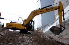 Otros equipos de carga y excavación