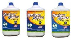 Fertilizante para los cultivos de frutas Master mins