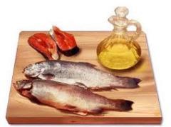 Aceite Crudo de Pescado