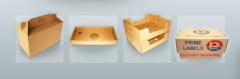 Cajas de cartón corrugado y accesorios,cajas de
