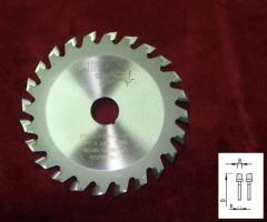 Auxiliaries for woodworking machine tools