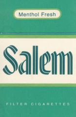 Cigarrillos Salem