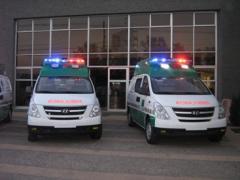 Ambulancia urbana