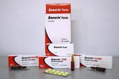 Medicamento farmacéutico Aneurin