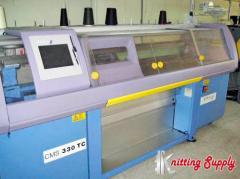 Equipamiento de tejer de uso industrial y