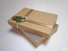 Cajas de cartón corrugado sin impresión
