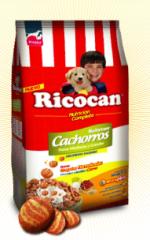 2-Alimento Para Cachorros Ricocan