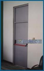 Puertas cortafuego certificadas