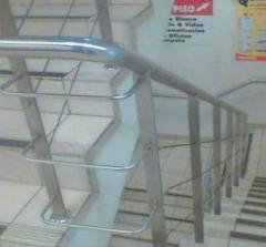 Handrail metal