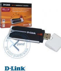 Adapter D-Link Range Booster N USB