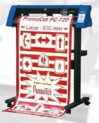 Plotter de corte Promacut PC730E