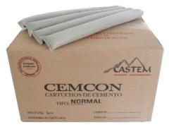 Cartuchos de Cemento Cemcon