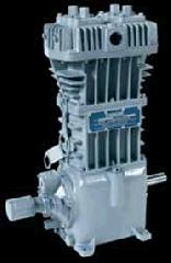 Compresores verticales para gas