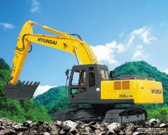 Excavadora R250LC-7A