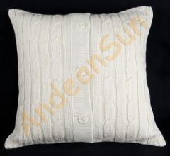 Fundas de las almohadas hecho a mano