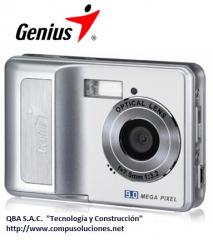 Cámara Digital Genius G-Shot 900