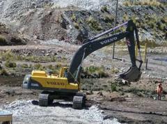 Excavadores Volvo Modelo EC360BLC