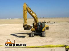 Excavadora de cargar Caterpillar 320 DL