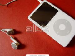 Reproductores de Audio MP3
