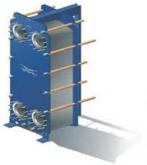 Copper-aluminum heat exchangers