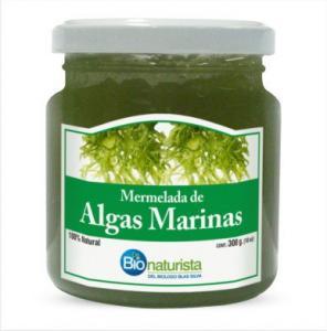 Mermelada de Algas Marinas