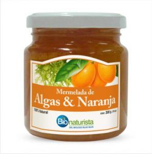 Mermelada de Algas y Naranj
