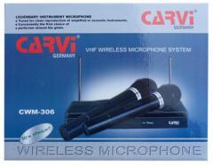 Microfono inalambrico cwm-306