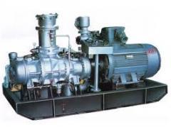 Compresor de Gas Natural