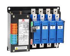 Interruptores de Transferencia Automática.