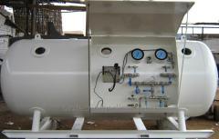 Cámara Hiperbárica Multiplaza HyperLife - Modelo