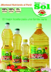 Aceite Vegetal Monte Sol