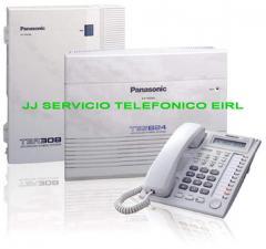 Central Telefonica Panasonic (Distribuidor