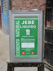 Pegamentos con Jebe Liquido Mistiano