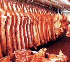 Almacenamiento de carnes