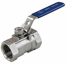 Needle control valves