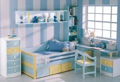 Dormitorios Niños Varones.