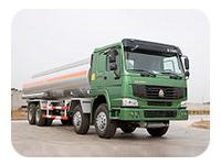 Camion Howo. Tanque 6x4 - 8x4