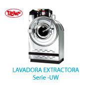 Lavadora extractoras