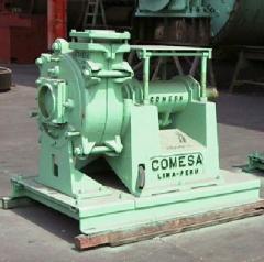 Pumps for bulk materials