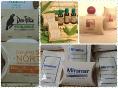 Cosmetics for hotels