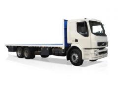 Plataformas  para transporte de carga libre
