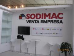 Construccion de Stands