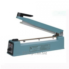 Máquina de embalar con la película polimérica