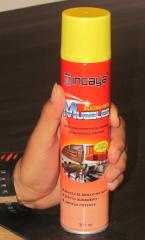 LUSTRA MUEBLES SPRAY  INCAYA