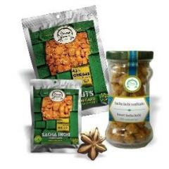 OMEGA GOURMET SNACKS - Sacha Inchi Snacks