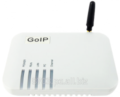 GATEWAY Base Celular GOIP 1 CHANNEL VOIP-GSM ASTERISK ELASTIX GRANDSTREAM