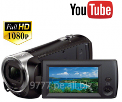 Filmadora sony cx240 full hd alta definicion videos excelente