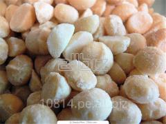 Nueces macadamia sin cascara
