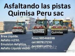 Venta De Emulsion Asfaltica css-1 h1