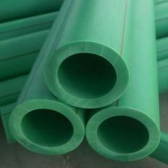 TUBERIAS DE POLIPROPILENO (PPR) y PVC TRANSPARENTE